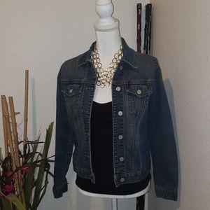 Gap Stretch Denim Jacket 🧥
